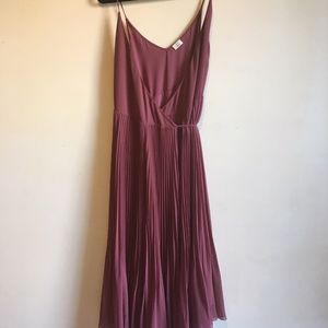 Wilfred by Aritzia Crepe Wrap Dress - Size M